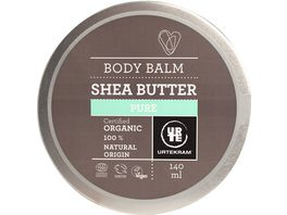 URTEKRAM Shea Butter Body Balm PURE