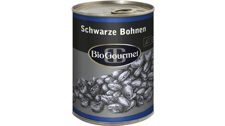 BioGourmet Schwarze Bohnen
