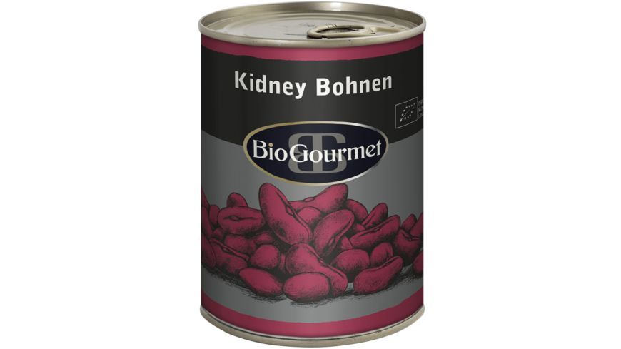 BioGourmet Kidney Bohnen rot