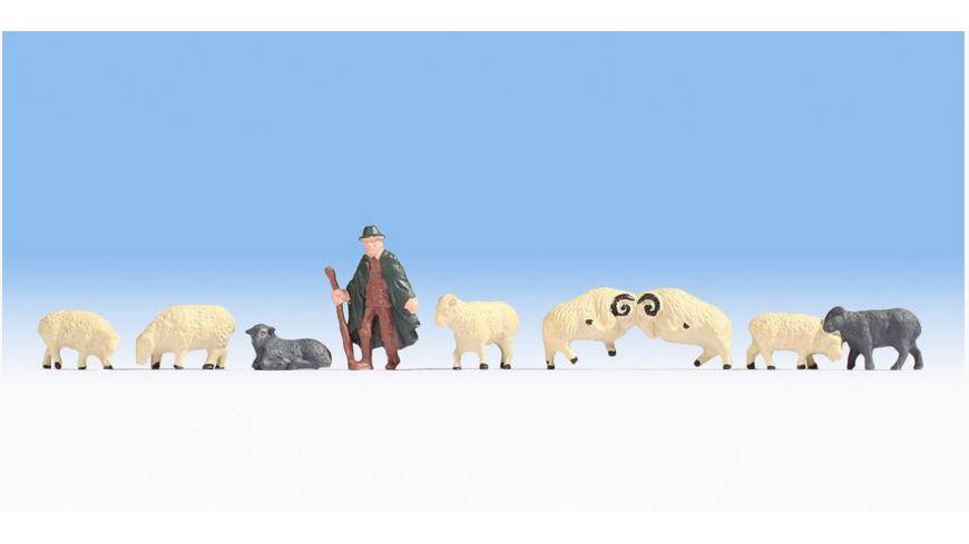 NOCH 18210 Schaefer und Schafe