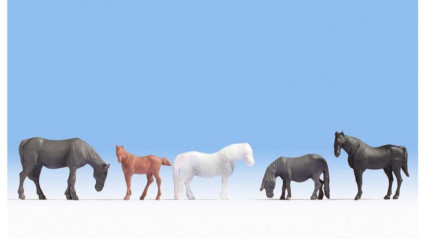 NOCH H0 18215 Pferde