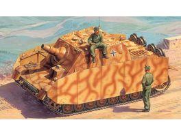 Italeri 7050 Militaerfahrzeug SD KFZ 166 STURMPANZER IV BRUMMBAR 1 35