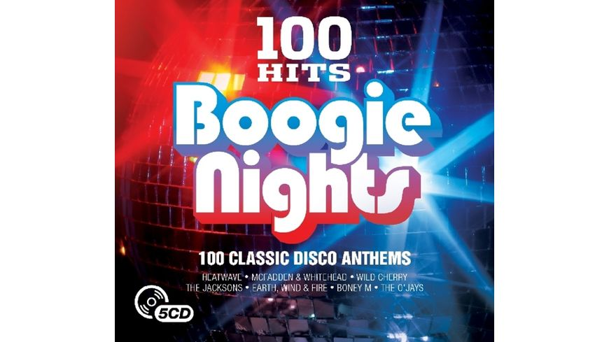 100 Hits Boogie Nights