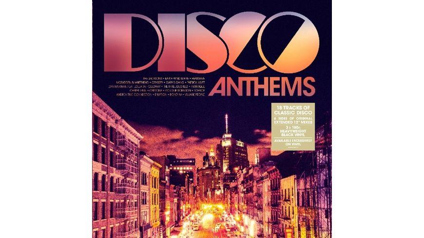 Disco Anthems