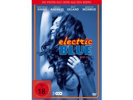 Electric Blue Best of 3 DVDs