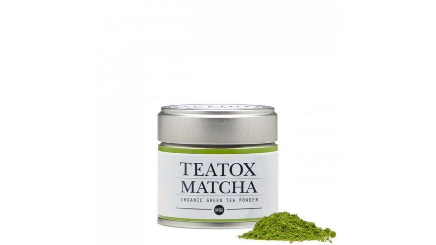 TEATOX Matcha Bio