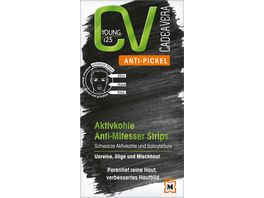 CV Young Anti Pickel Aktivkohle Anti Mitesser Strips