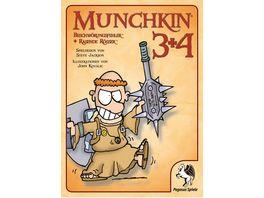 Pegasus Munchkin 3 4