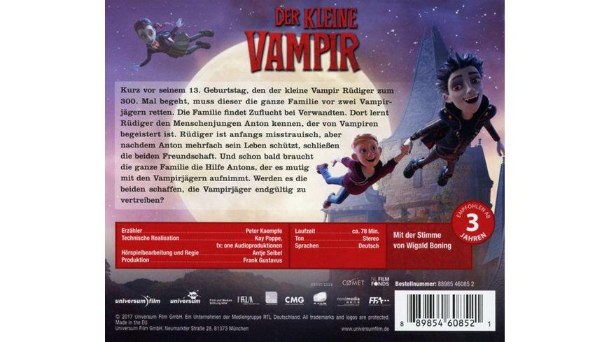 Der kleine Vampir Das Hoerspiel zum Kinofilm