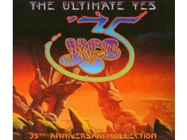 Ultimate Yes 35th Anniversary