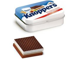 Erzi Knoppers in der Dose