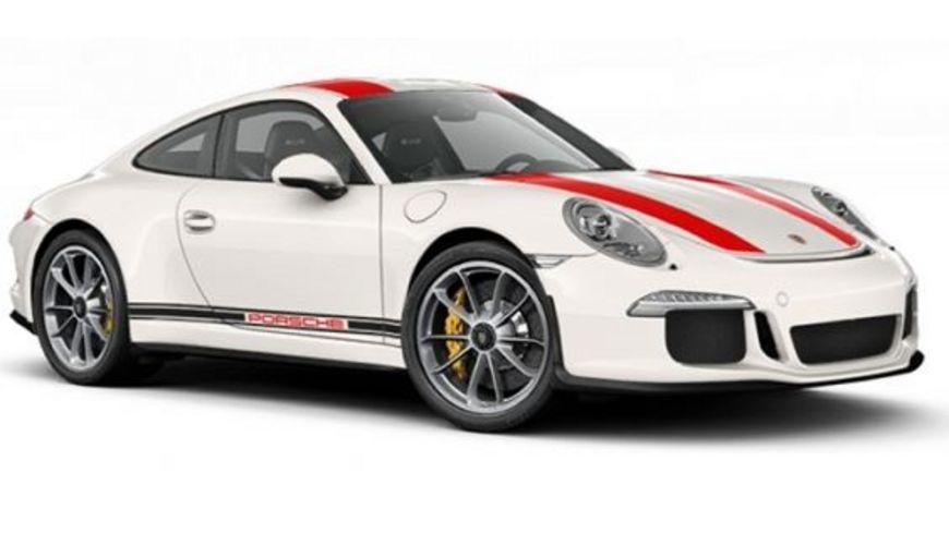 Schuco Edition 1 87 Porsche 911 R 991