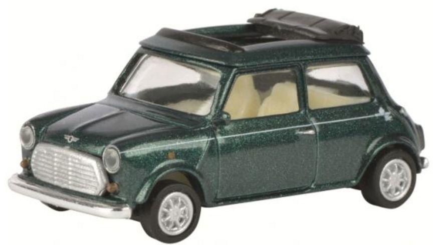 Schuco Edition 1 87 Mini Cooper gruen