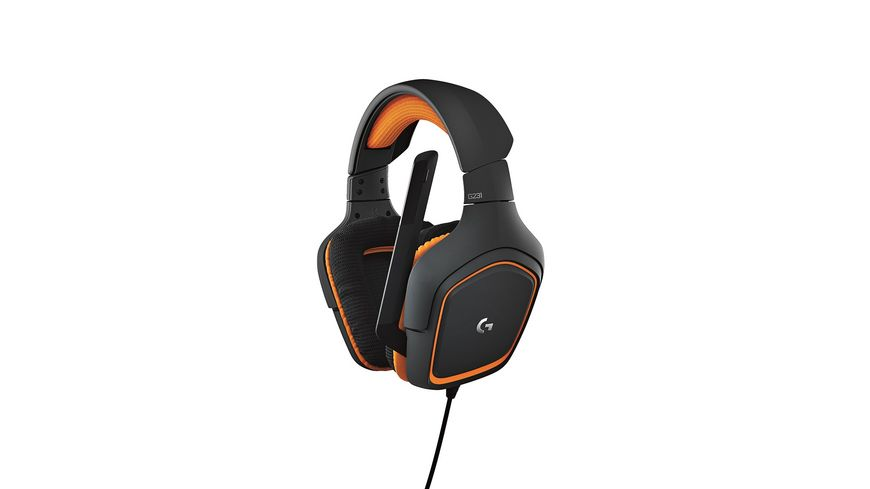 Logitech G231 Prodicy Stereo Gaming Headset