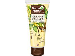Terra Naturi Cremedusche Creamy Vanilla