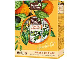Terra Naturi Sweet Orange Geschenkset