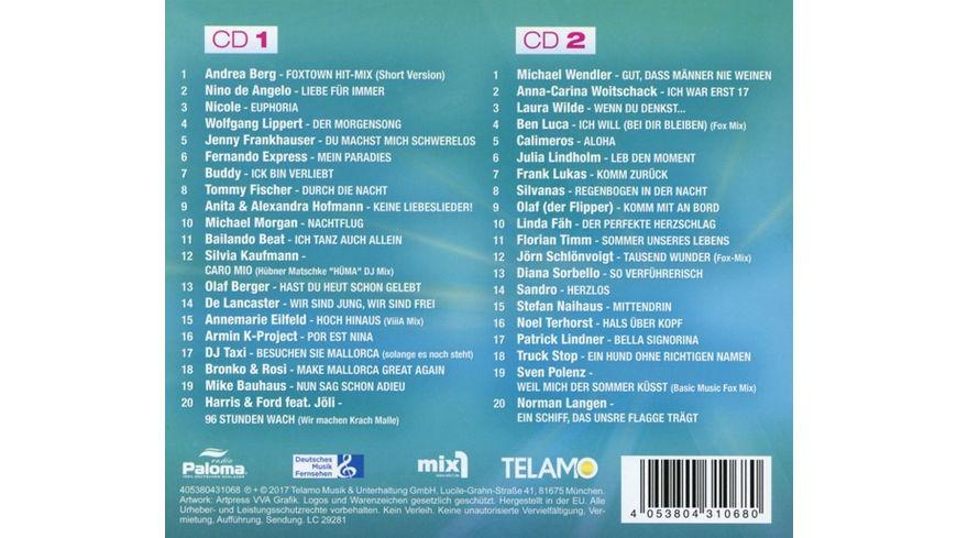 Die offiziellen dt Party Schlager Charts Vol 8