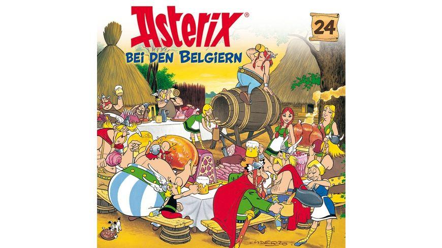 24 Asterix Bei Den Belgiern