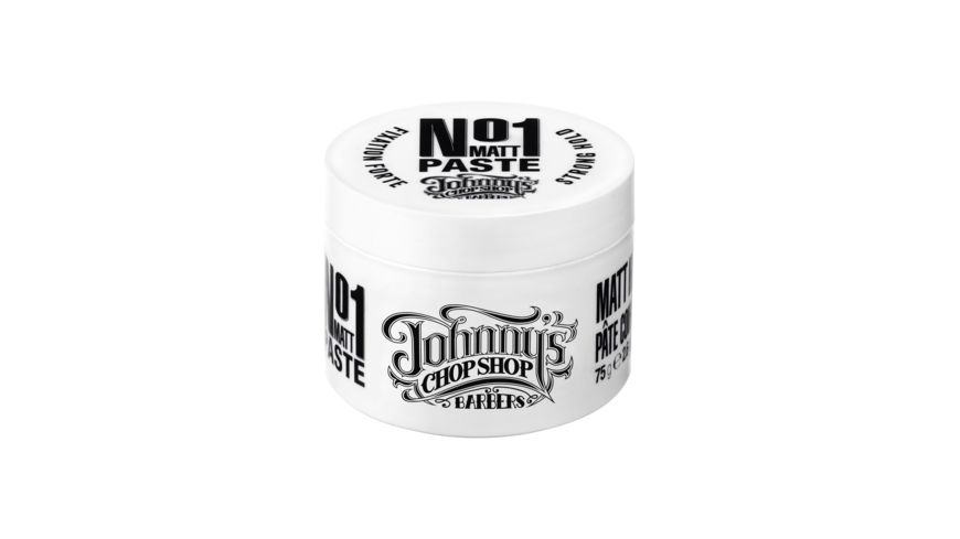 JOHNNY S CHOP SHOP Matt Paste No 1