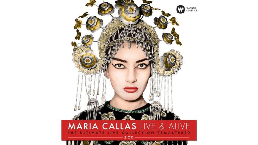Maria Callas Live Alive Remastered 2017