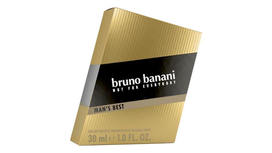bruno banani Man s Best Eau de Toilette