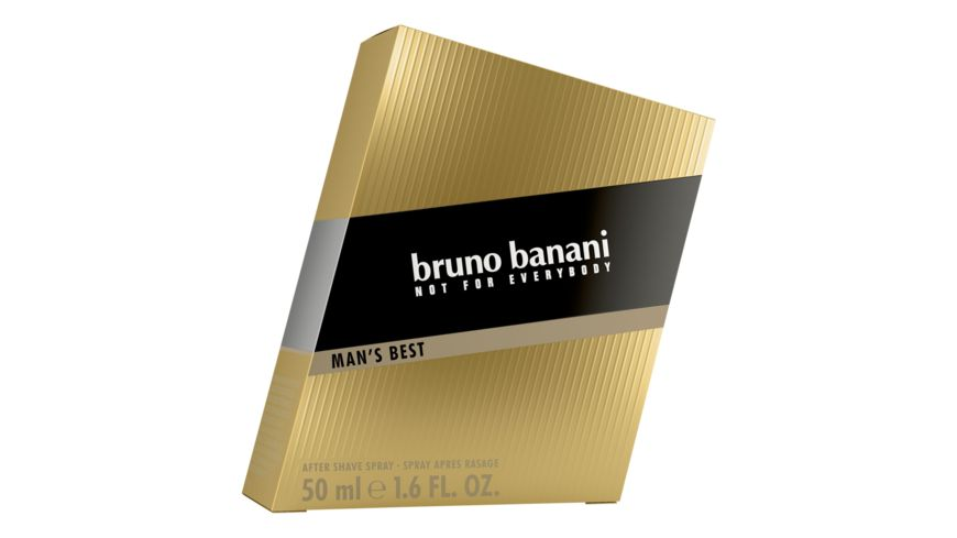 bruno banani Man s Best After Shave