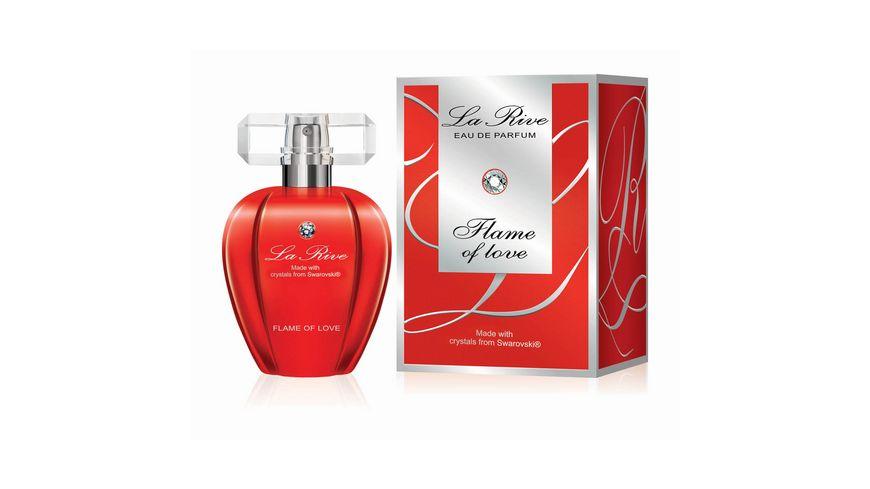 LA RIVE Flame of Love Eau de Parfum