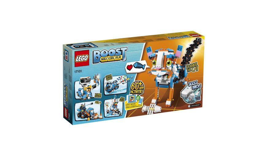 LEGO Boost 17101 Programmierbares Roboticset