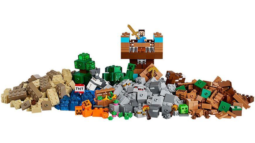 lego minecraft 21135 die crafting box 2 0 online bestellen m ller. Black Bedroom Furniture Sets. Home Design Ideas