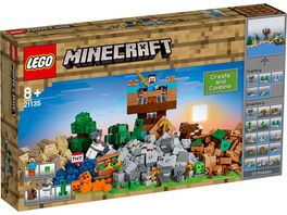 LEGO Minecraft 21135 Die Crafting Box 2 0