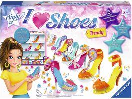 Ravensburger Beschaeftigung I Love Shoes Trendy