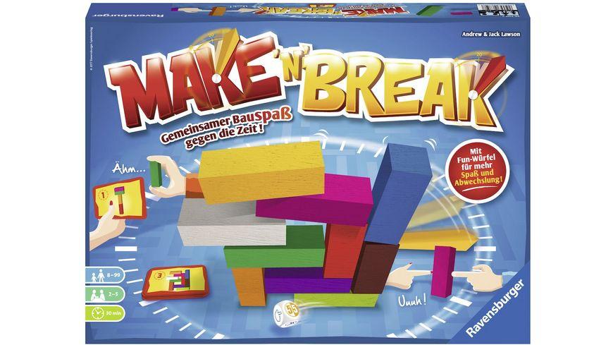 Ravensburger Spiel Make n Break 17