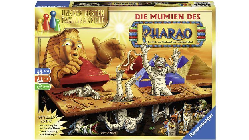 Ravensburger Spiel Die Mumien des Pharao