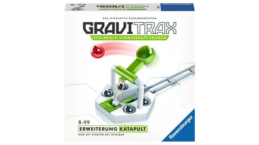 Ravensburger Beschaeftigung GraviTrax Erweiterung Katapult