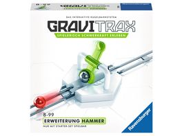 Ravensburger Beschaeftigung GraviTrax Erweiterung Hammer