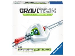 Ravensburger Beschaeftigung GraviTrax Erweiterung Gauss Kanone