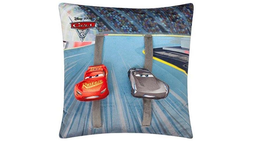 Joy Toy Cars Kissen Race Track