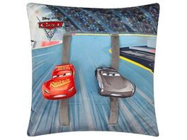 Joy Toy Cars Kissen Race Track