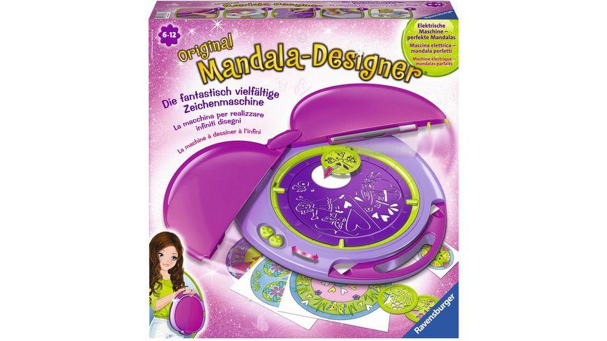 Ravensburger Beschaeftigung Mandala Designer Zeichenmaschine