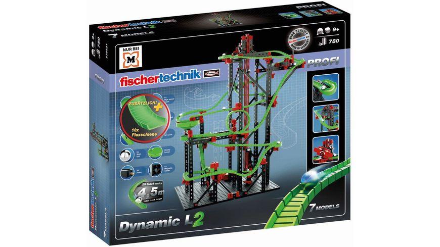 fischertechnik Dynamic L2 Mueller Edition