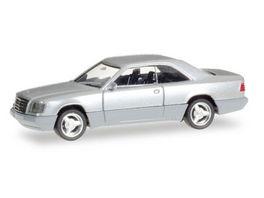 Herpa 038782 Mercedes Benz E 320 Coupe silbermetallic
