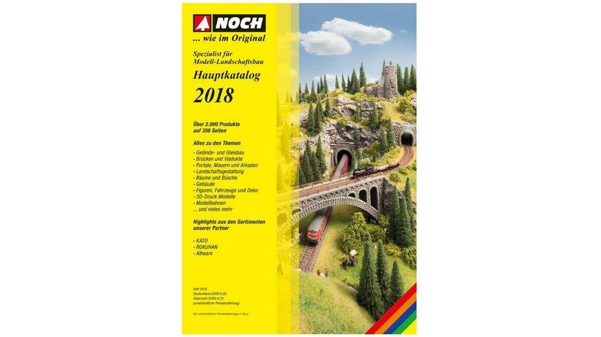 NOCH 71180 Katalog 2018