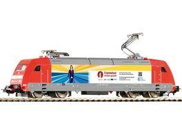 PIKO 59454 E Lok BR 101 Eisenbahner der DB AG Gleichstr