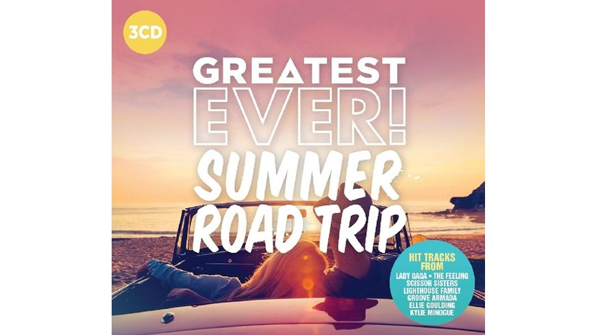 Greatest Ever Summer Road Trip