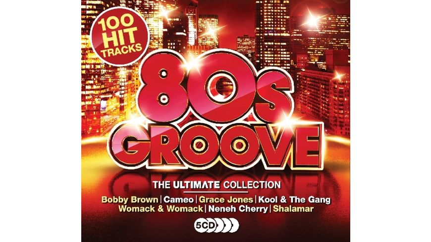 Ultimate 80 s Groove