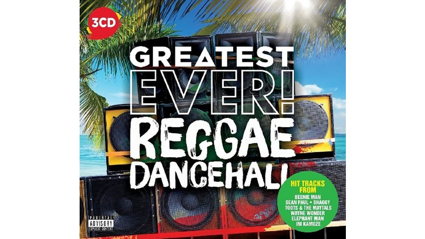 Reggae Dancehall Greatest