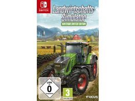 Landwirtschafts Simulator Nintendo Switch Ed