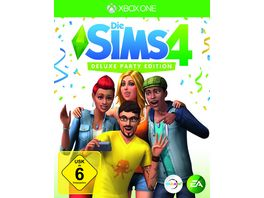 Die Sims 4 Deluxe Party Edition