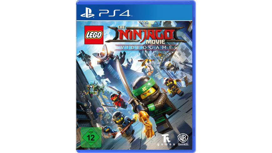 LEGO - The Ninjago Movie Videogame