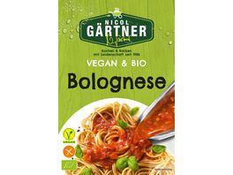 NICOL GAeRTNER BIO Bolognese